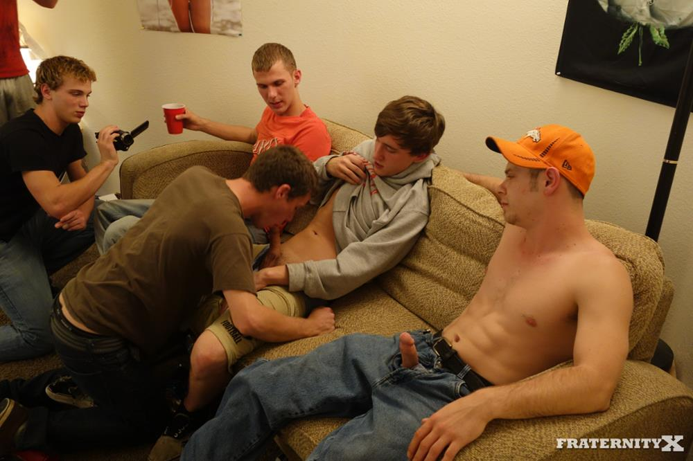 Fraternity-X-Chris-Frat-Guys-Barebacking-and-Eating-Cum-Amateur-Gay-Porn-03 Frat Guys Barebacking The Frat Slut And Feeding Him Cum