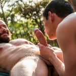 Lucas-Entertainment-Ricky-Verez-and-Sergeant-Miles-Bareback-Sex-07-150x150 Sergeant Miles Breeds A Much Younger Man With His Fat Cock
