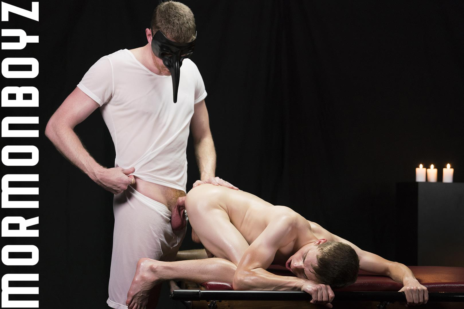 Mormon-Boyz-Older-Big-Dick-Daddy-Barebacking-Younger-Twink-Gay-Sex-Video-21 Mormon Missionary Twink Takes A Thick Daddy Cock Up The Ass Raw